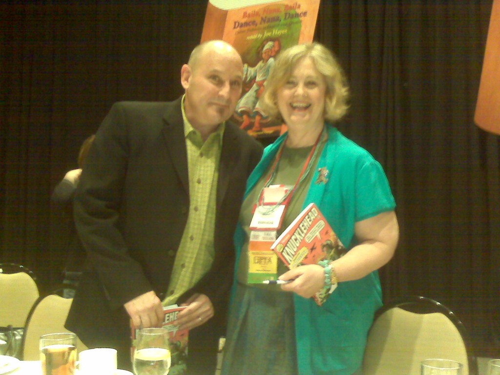 Ambassador for Children's Literature Jon Sczieska & Julie Ousley