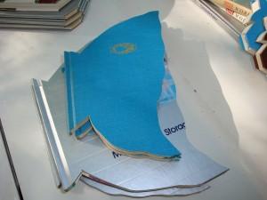 Cut/ Shaped Books